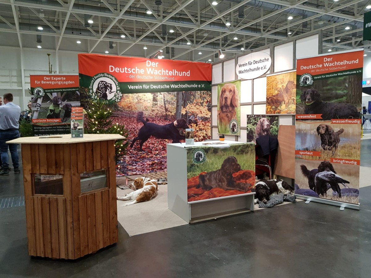 Messe Stand 2019